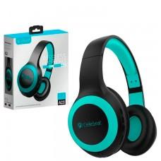 Bluetooth гарнитура Celebrat A23 голубые