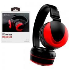 Bluetooth гарнитура Celebrat A9 черно-красные