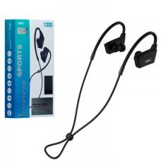 Bluetooth наушники с микрофоном Remax RB-S19 черные