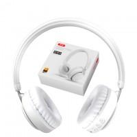 Bluetooth наушники с микрофоном XO BE10 белые