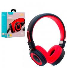 Bluetooth гарнитура Celebrat A4 красные