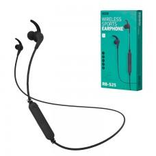 Bluetooth наушники с микрофоном Remax RB-S25 черные