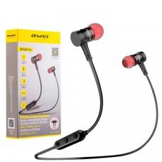 Bluetooth наушники с микрофоном AWEI B922BL черные