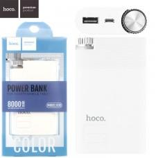 Power Bank Hoco B30 8000 mAh Original белый