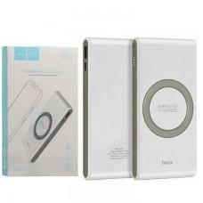 Power Bank Hoco B32 Energetic Wireless Charging 8000 mAh Original белый