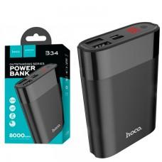 Power Bank Hoco B34 Outstanding 8000 mAh Original черный