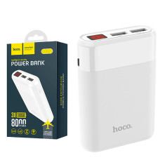 Power Bank Hoco B35B Entourage 8000 mAh Original белый
