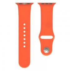 Ремешок Apple Watch Band Silicone One-Piece 38mm 18, абрикосовый