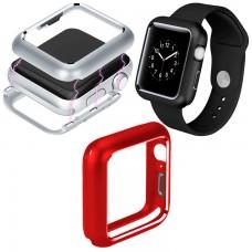 Защитная Накладка Apple Watch Full Case Magnetic 44mm красный