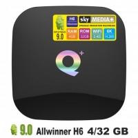 Android TV приставка SKY (Q plus) 4/32 GB