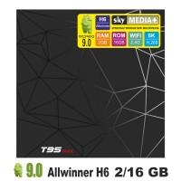 Android TV приставка SKY (T95 max) 2/16 GB
