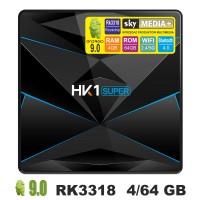 Android TV приставка SKY (HK1 super) 4/64 GB