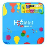 Android TV приставка SKY (H96 mini H6) 4/128 GB