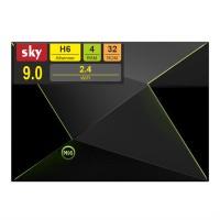 Android TV приставка SKY (M9S Z8) 4/32 GB