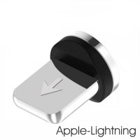 Коннектор магнитный SKY/TOPK (Conect R)  Apple-lightning