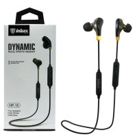Bluetooth наушники с микрофоном inkax HP-15 черные