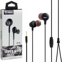 Наушники с микрофоном inkax EP-05 черные